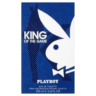 Playboy King of the Game Toaletní voda 100ml