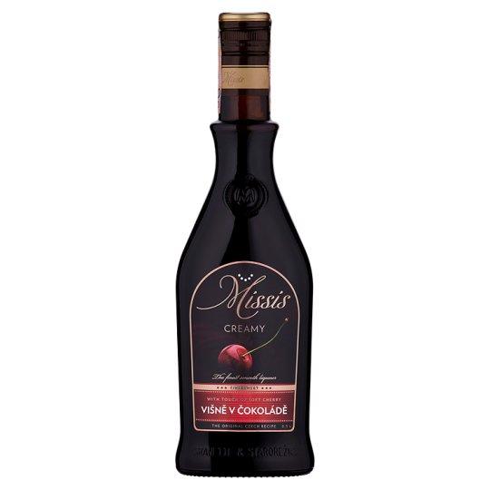 Missis Creamy Chocolate Cherry Liqueur 0.5L