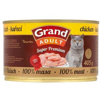 Grand Adult Super Premium Kuřecí 405g