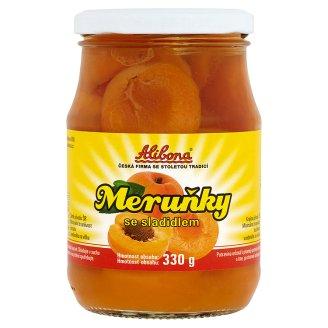 Alibona Apricots with Sweetener 330g