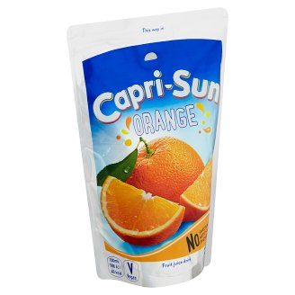 Capri-Sonne Orange Fruit Drink 200ml
