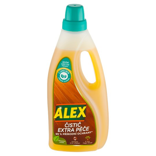 ALEX Extra Protection Cleaner with Coconut Soap 750ml