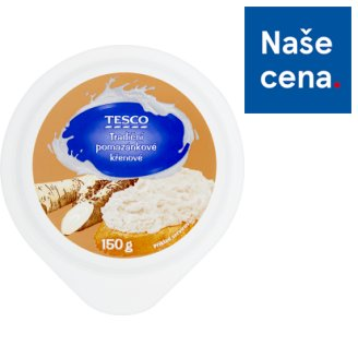 Tesco Traditional Butter Spread with Horseradish 150g
