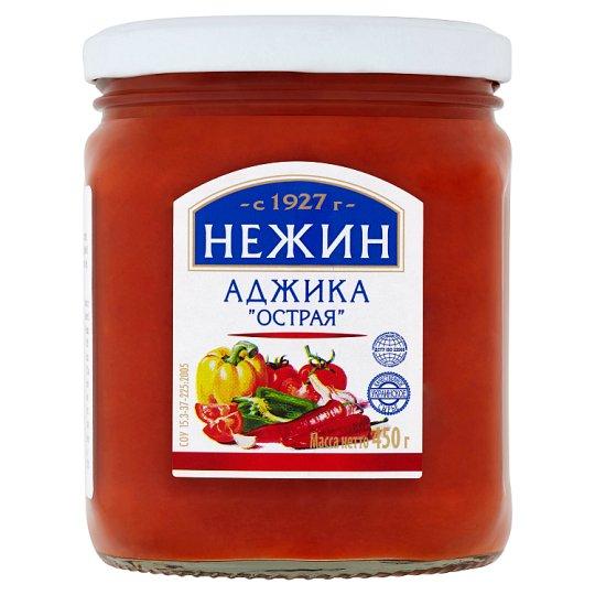 Nezhin Adžika Vegetable Sauce in the Georgian Way Sharp 450g