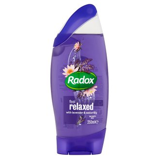 Radox Feel Relaxed Shower Gel 250ml