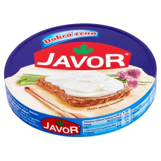 Javor Gentle Processed Product with Vegetable Fat 140g
