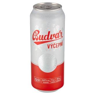 Budweiser Budvar B:Classsic světlé výčepní pivo 0,5l
