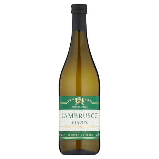 Lambrusco dell' Emilia IGT bílé víno perlivé polosladké 750ml