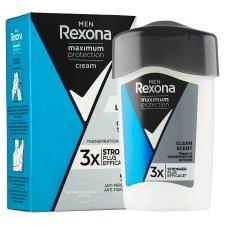 image 2 of Rexona Men Maximum Protection Clean Scent Antiperspirant Cream 45ml