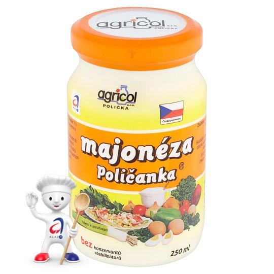 Agricol Poličanka Mayonnaise 250ml