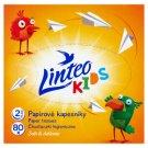 Linteo Kids Paper Tissues 2-plies 80 pcs