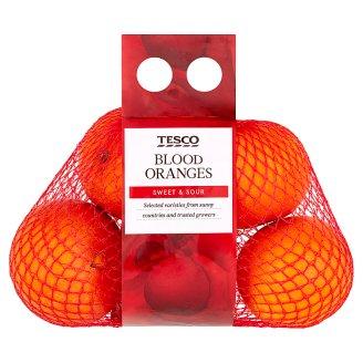 Tesco Eat Fresh Pomeranče červené 1kg