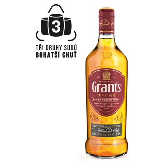 Grant's Triple Wood 700ml