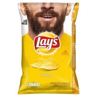 Lay's Fried Potato Chips Salt 150g