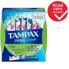 Tampax Compak Pearl Super Tampons Applicator 18X