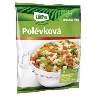 Dione Zeleninová směs Polévková 350g