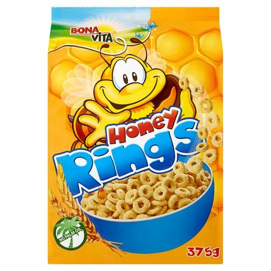 Bona Vita Honey Rings 375g