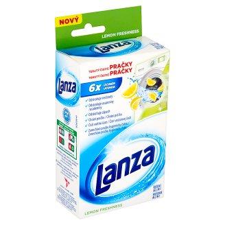 Lanza Lemon Freshness tekutý čistič pračky 250ml