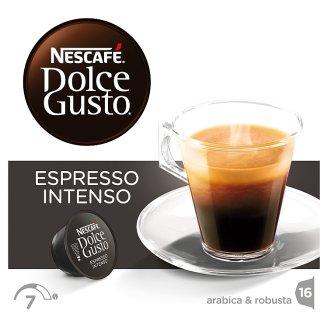 NESCAFÉ® Dolce Gusto® Espresso Intenso - kávové kapsle - 16 kapslí v balení