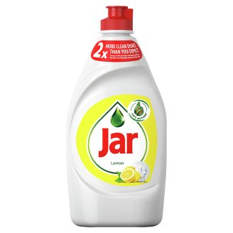 Jar Washing Up Liquid Lemon 450 ml
