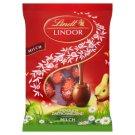 Lindt Lindor Mini Eggs mléčné čokoládové bonbóny s jemnou krémovou náplní 100g