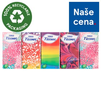 Tesco Tissues 10 x 10 pcs