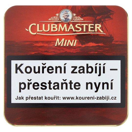 Clubmaster Mini Cigarillos 20 pcs