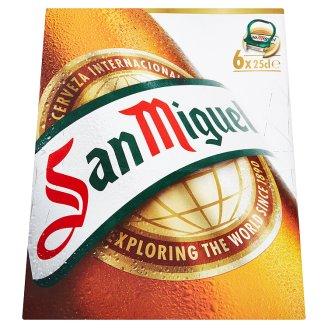 San Miguel Speciální pivo 6 x 25cl
