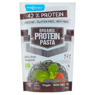 MaxSport Organic Pasta Made from Black Beans 200g
