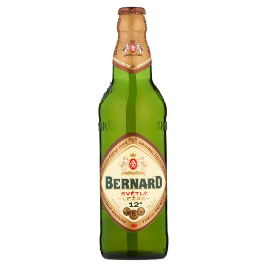 Bernard Traditional Lager 12 Light 0.5L