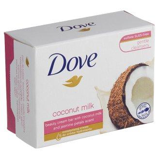 Dove Purely pampering coconut milk krémová tableta na mytí 100g