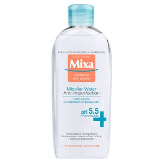 Mixa Sensitive Skin Expert Micellar Water Anti-Imperfection 400ml