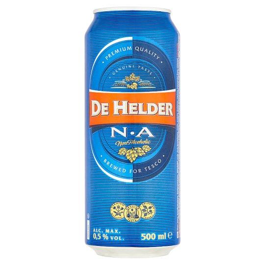 De Helder Non-Alcoholic Light Beer 500 ml