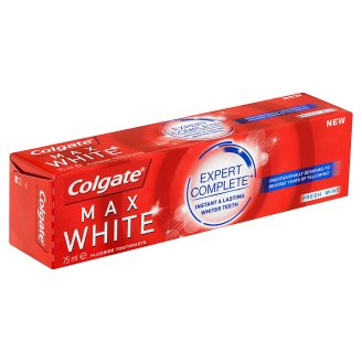 Colgate Max White Zubní pasta fresh mint 75ml