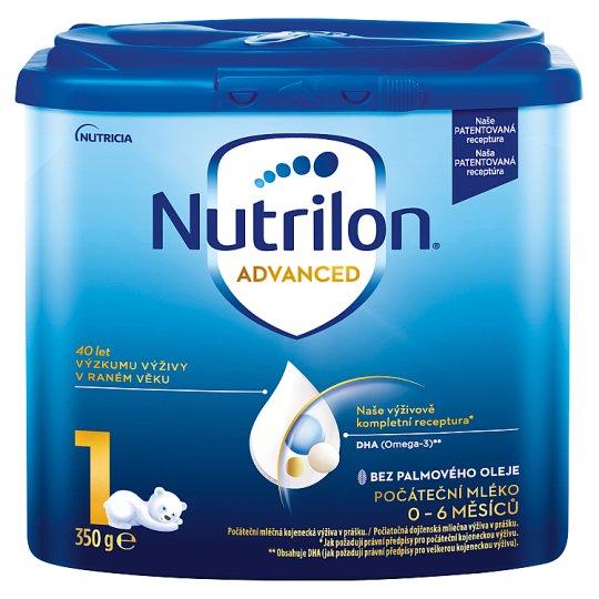 Nutrilon 1 počáteční kojenecké mléko 0-6 m 350g