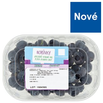 Tesco Blueberries 125g