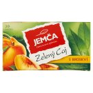 Jemča Green Tea with Peach 20 x 1.5g