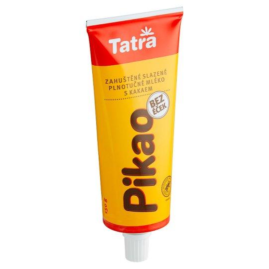 Tatra Pikao Condensed Sweetened Milk with Cocoa 150g