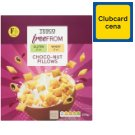 Tesco Free From Choco-Nut Pillows 300g
