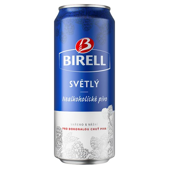 Birell Light Non-alcoholic Beer 0.5L