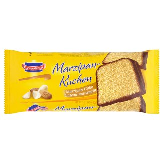 Kuchenmeister Whipped Cake with Marzipan Flavor 400g