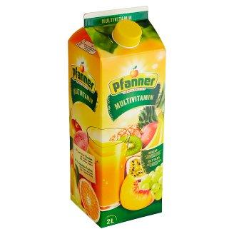 Pfanner Multivitaminový nektar 2l