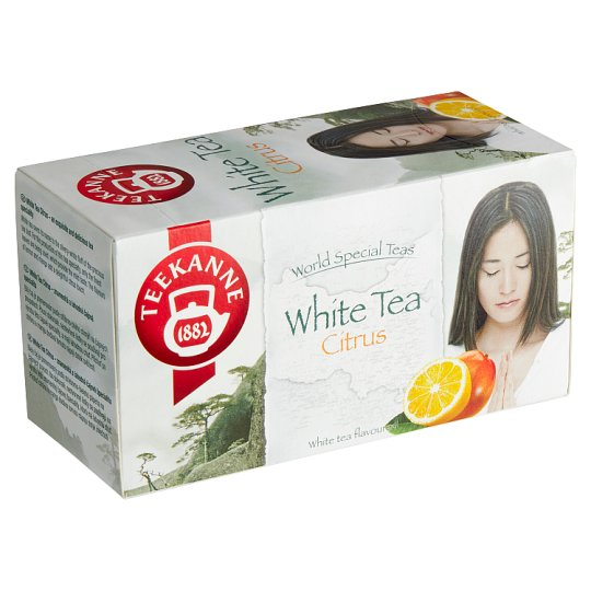 TEEKANNE White Tea Citrus, World Special Teas, 20 sáčků, 25g