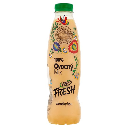 Rio Fresh 100% ovocný mix 750ml