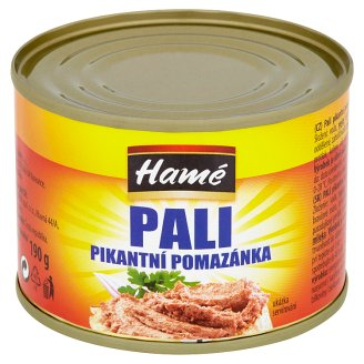 Hamé Pali Spicy Spread 190g