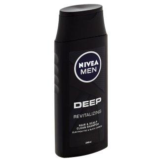 Nivea Men Deep Shampoo 250ml