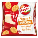 Babybel Cheese & Crackers 40g