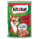 Kitekat with Beef in Gravy 400g