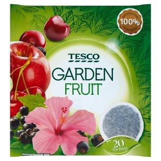 Tesco Ovocno-bylinný čaj s příchutí zahradního ovoce 20 x 2g