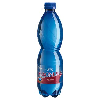 Magnesia Sparkling Natural Mineral Water 0.5L